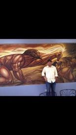 Augusto Marin Mural