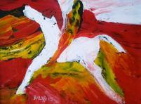 John Balossi The White Horse